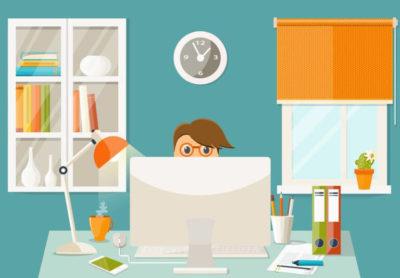 Como funciona o trabalho Home Office
