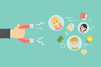 Geração de leads Marketing Digital