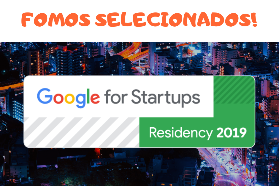 O Vooozer foi selecionado para o Google for Startups Residency Program 2019